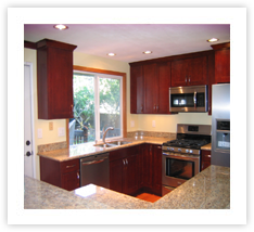 Design, Fabrication and Installation of Custom Kitchens and Cabinets